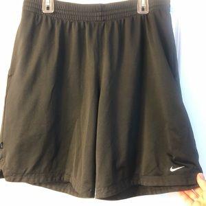 ☀️4 for $25 Nike dri fit athletic black shorts